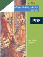 Tratado de Los Delitos y Las Penas (César Beccaria)
