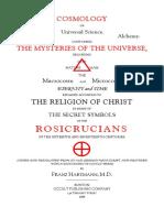 Hartmann - Cosmology (Secret Symbols of the Rosicrucians)