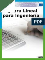 Algebra Lineal Para Ingenieria