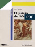 i. f. Stone - El Juicio de Socrates