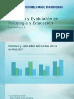 Medicion y Evaluacion en Psicologia