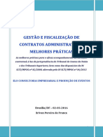 Apostila-gestao e Fiscalizacao de Contratos Administrativos-melhores Praticas