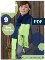 How to Knit for Beginners 9 Free Tutorials eBook-Updated 8-13-2014
