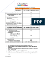 specialty courses evaluation criteria - pdf