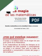 Matemagia (Univ de Otoño)