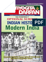 Pratiyogita Darpan Extra Issue - Indian History – Modern India
