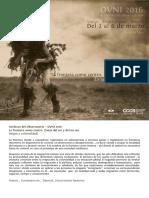 La Frontera Como Centro OVNI 2016 Cast(1)