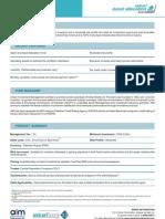 Askari Asset Allocation Term Sheet