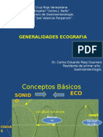 Generalidades Eco Dr Carlos Paez