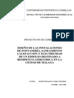 Diseño e Instalaciones de Fontaneria y Electricidad