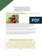 IMPORTANCIA DE LA EDUCACION IN ICIAL.docx