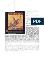 Rolemaster - Boxed (1st Edition)