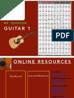 guitar sem 1