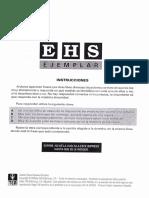 Escala de Habilidades Sociales (EHS)