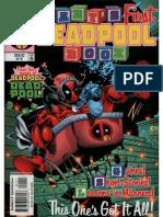 My First Deadpool Book