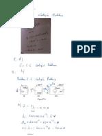 Circuit Analysis exercises