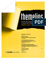 Themelios, Volume 35 Issue 1