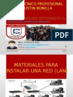 Materiales Para Una Red Lan