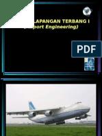 Kuliah Lapangan Terbang I