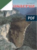 El Rosacruz Enero-Febrero 1987