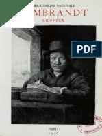 Catálogo Rembrandt