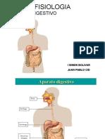 1 Clase de Digestivo Sb