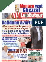 LE BUTEUR PDF du 18/04/2010