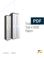Troubleshooting Tools DX200