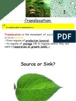 translocation ppt