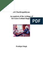 Sri Charitropakhyan An Analysis of the Writings of Sri Guru Gobind Singh Ji
