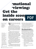 11  informational interviewing get the inside scoop on careers