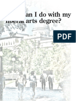 13  what can i do with my liberal arts degree