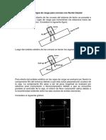 Diseño de Vigas de Carga Para Correas Con Flexión Biaxial