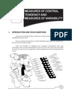 Central Tendency Module_10