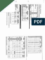 Hazardous Area Reference Chart