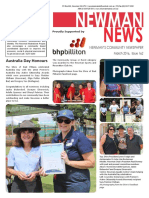 Newman News March 2016 Edition