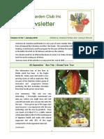 newsletter volume 12 no 1