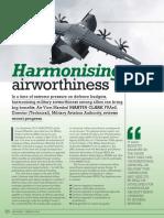 Aerospace- Harmonising Military Airworthiness - Feb 2015