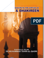 Precious Treasure of the Virtues of Dhikr and Dhakireen - (English)