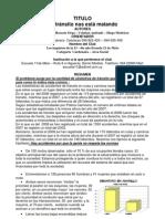 Melo. Club Ciencias.informe Transito-2008