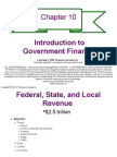 Introduction to Government Finance