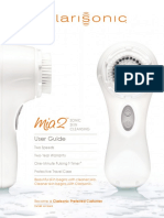 Clarisonic Mia 2 User Guide