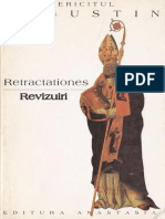 Fericitul Augustin, Revizuiri