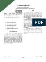 qtp proposal document