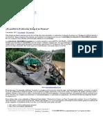 ¿Es Posible La Evaluación Integral en Puentes_ _ Estructurando