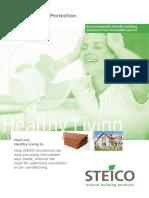 STEICO Heat Protection en