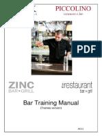 Bar Manual Ircv1 _trainee