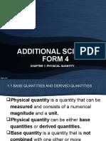 Phys Quantity