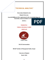 28810141 Project Report on Technical Analysis