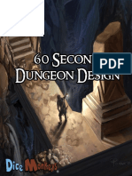 60 Second Dungeon Design